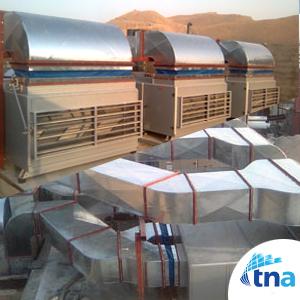 کانال هواساز کانال هوا،دریچه تنظیم هوا،دمپر، کانال سازی