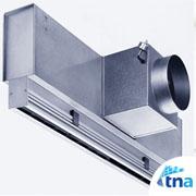 پلنیوم باکس کانال هوا،دریچه تنظیم هوا،دمپر، کانال سازی