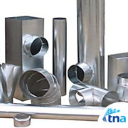 کانال سازی تولید کننده انواع کانال هوا، دریچه هوا، دمپر،لوور و گریل، دودکش و کانال سازی