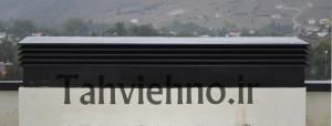 DSC0314 300x114 کلاهک پره ای   دریچه لوور هوارسان پشت بامی
