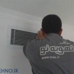 دریچه هوای داکت اسپلیت 150x150 دریچه هوا + عکس