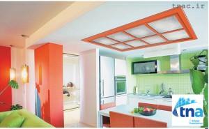 سقف کاذب چوبی 6 300x185 سقف کاذب چوبی MDF