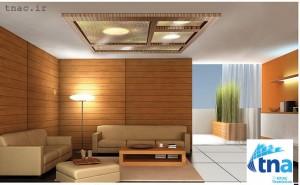سقف کاذب چوبی4 300x185 سقف کاذب چوبی MDF