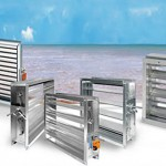 Marine fire dampers 150x150 دمپر