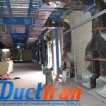 کانال اتاق تمیز 150x150 داکتیران انتقال استاندارد هوا