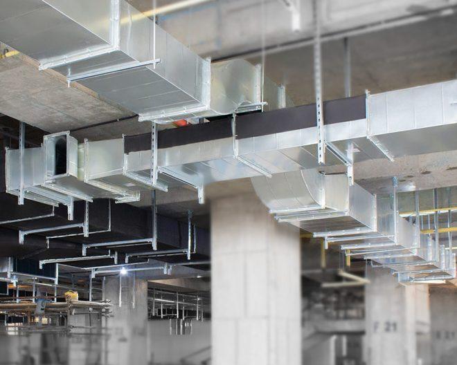 galvanize 793 8377 e1590844293289 660x528 کانال هوا،دریچه تنظیم هوا،دمپر، کانال سازی