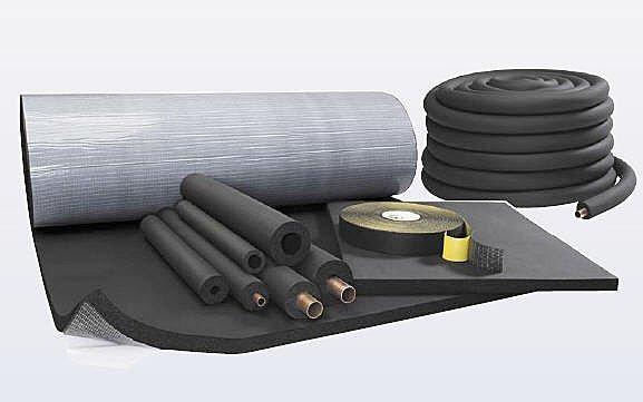 elastomeric insulation شوتینگ زباله