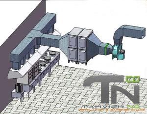 hood 300x232 هود آشپزخانه   هود صنعتی