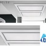 زیر فن کوئل چوبی 150x150 دریچه تنظیم هوا