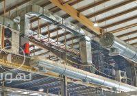 air duct modern